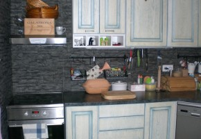 Novostavba 5 izbového rodinného domu pred dokončením v provensálskom štýle – PREDAJ !!!