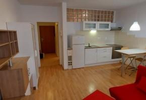 Novostavba - 1 izbový zariadený byt na začiatku Petržalky - REZERVOVANÝ !!!